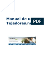 Manual de Uso Tejedores.net