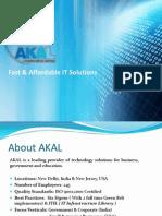 1AKAL Online Technical Support