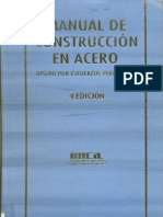 Manual de Construccion en Acero -IMCA