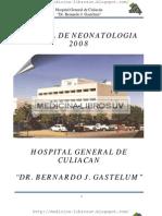 Manual de Neonatologia 2008
