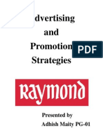 Advertisings and Promotions