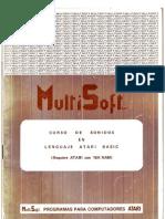 Curso de Sonidos en Atari Basic [Multisoft]