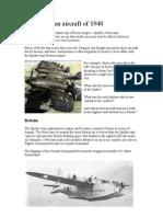 Forgotten Aircraft 1940