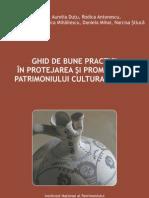 Ghid de Bune Practici in Protejarea Si Promovarea Patrimoniului Cultural Rural 2012