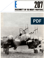 Messerschmitt Bf 110 Night Fighters