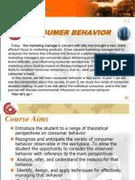 Consumer Behavior2011