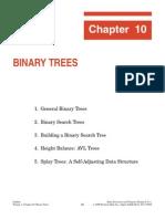Kruse Chapter 10 Binary Trees