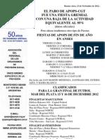 Comunicado 23-11-2012