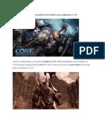 ทีมพัฒนาเกมส์ Nostale เผยเกมส์ใหม่ Core Online หลังจากซุ่มเงียบกว่า 3 ปี