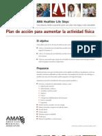 Plan de acción para la promoción de la AF