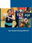 Sport England Strategy 2008-2011
