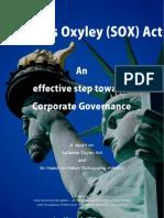 SOX report