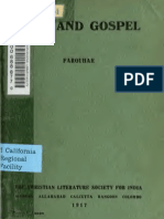 Gita & Gospel
