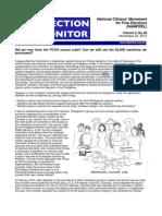 NAMFREL Election Monitor Vol.2 No.28 11282012