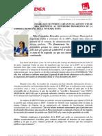 IU pide solución al progresivo deterioro de la EMV
