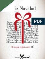 Programa Actividades Navidad Madrid Xanadú 2012