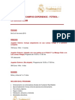Campus Real Madrid en LMC ES