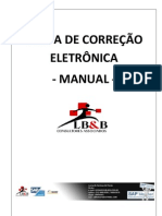 Manual Processos Carta Eletronica