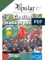El Popular N° 209 - 23/11/2012