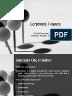 Corporate Finance Chap 1[1]