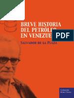 Breve Historia Del Petroleo en Venezuela