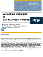 SAP Business Warehouse BW 7 3