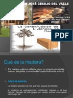 La Construccion Con Madera