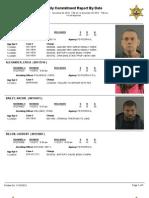 Peoria County inmates 11/23/12