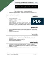 Guía para Reporte Proyecto Diseño y Desarrollo de Productos