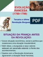 A Revolucao Francesa - 1789-1799
