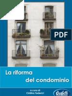 Riforma del condominio 2012