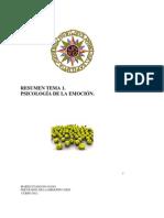 Resumen Todos Mis Temas de Emocion PDF