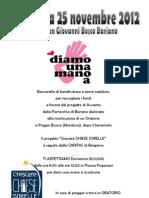 2012.11.25 - Bancarella di beneficienza