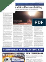 Indiscriminate Fracking   (Drill Stem Testing)