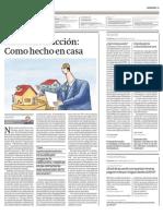 Diario Gestión - Autoconstrucción