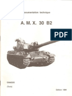 [Armor] - [Manuals] - Documentation Technique - AMX-30-B2 Chassis Partie Texte