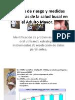 Factores de Riesgo y Medidas Preventivas Adulto Mayor