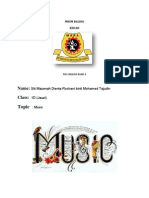 PBS English Band 6 - Music Folio