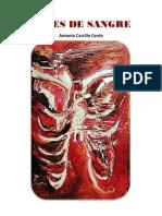 Peces de sangre - Antonio Carrillo Cerda - México - 2007 - Poesía