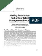 MH RecruitmentTalentManagementProcess