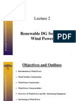 Lecture 2 Wind Power