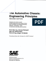 Mechanical Engineering - Sae - The Automotive Chassis