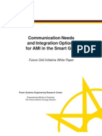 Namboodiri PSERC Future Grid White Paper AMI May 2012
