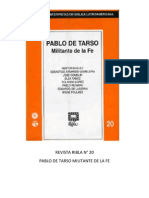 50498374 Ribla 20 Pablo de Tarso Militante de La Fe
