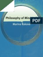Rakova - Philosophy of Mind.A-Z