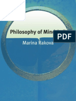 Rakova - Philosophy of Mind.A-Z