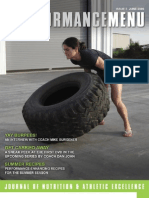 Crossfit NorCal - The Performance Menu Issue 5