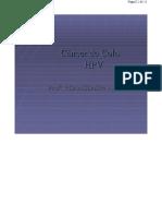 Cancer de Colo de Utero
