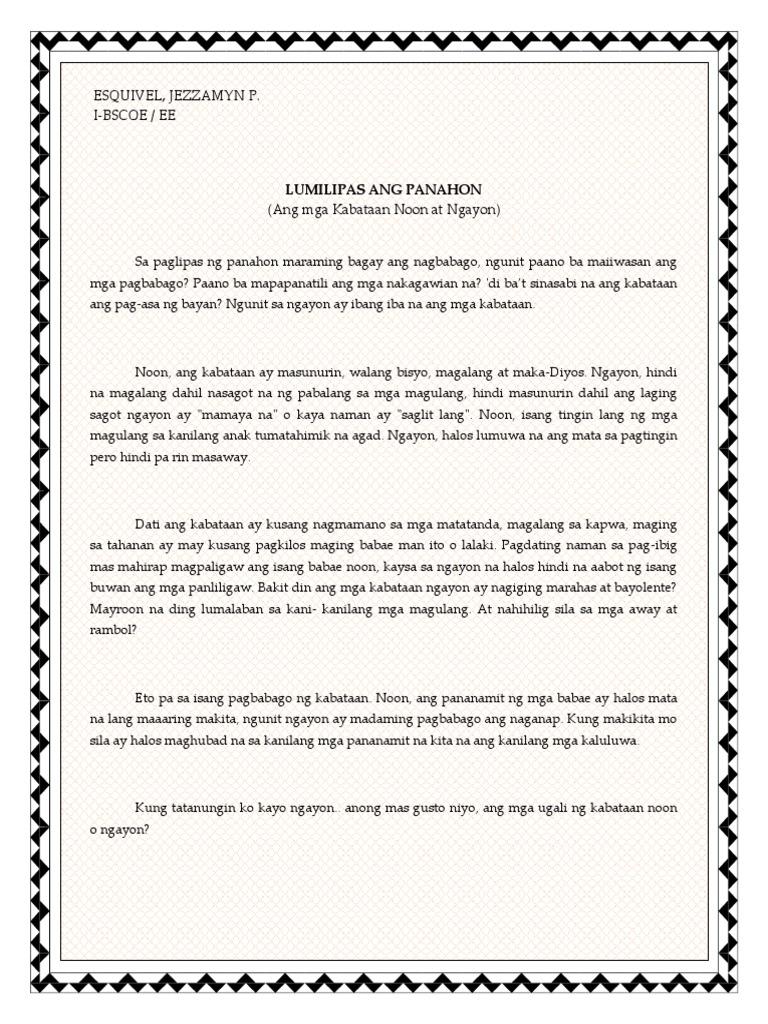 talumpati sa pagbabago kabataan Talumpati tungkol sa maagang pagbubuntis ng kabataan s a panahon ngayon, lahat mabilis halos lahat ng transaksyon maaari na gawin sa kompyuter bente-kwatro oras pwede kang maghalungkat ng mga bagay-bagay sa tulong ng internet hindi lang iyon, sa panahon ngayon, mas maaga ng namumulat ang mata ng mga bata sa katotohanan.