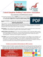 UKDCA flyer